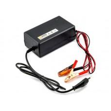 Зарядное устройство АЗУ-6 (6А, для 12В-АКБ до 100 А*ч, светодиод.инд.) /5/20