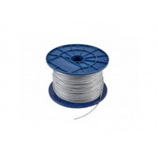 Трос для растяжки в оплетке ПВХ М3/4 (200метр)