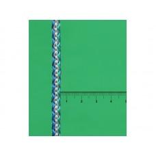 Шнур хоз. вязаный ПП РАДУГА/КОЛОР плотный d=6мм 20м, 90кгс, цветной