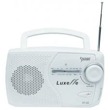 Радиоприемник  Luxele РП-105 , УКВ 64-108МГц, бат. 3*АА (не в компл.), разъем д/наушников