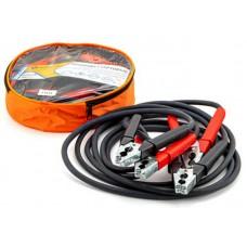 Стартовые провода  ЗавоДилА  медный кабель 200 Ампер 2,5м (сумка) 17224 /20