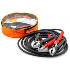 Стартовые провода  ЗавоДилА  медный кабель 300 Ампер 2,5м (сумка) 17244 /20