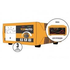 Зарядное устройство АЗУ-408 (8А, для 12В-АКБ до 110 А*ч,стрелоч.индик., руч.регул.) /12