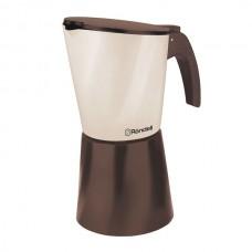 738-RDA Гейзерная кофеварка 6 чашек Mocco & Latte