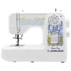 Машина электрическая швейная бытовая  JAGUAR  Green City