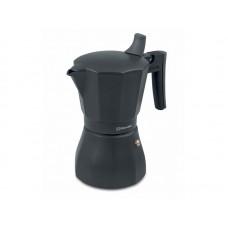 Гейзерная кофеварка 9 чашек Kafferro Rondell RDA-994 (BK)