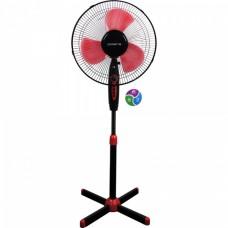 Вентилятор PSF 40V напольный (POLARIS) , Черный/Красный