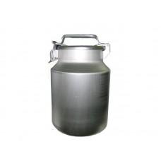 Бидон алюминиевый 18л с плотной крышкой Scovo (Д1663-МТ,060) (2/24шт/уп)