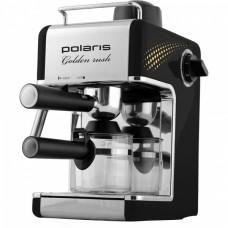 Кофеварка PCM 4006A Golden rush эспрессо, (POLARIS) , Черный