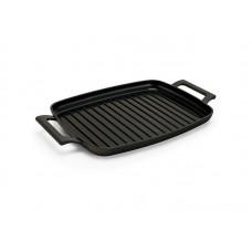 Сковорода-гриль Bellagio-36G лит.ал., 36 см (POLARIS) , Черный