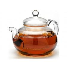 24935 Заварочный чайник стекло 650мл с/кр МВ (х16)
