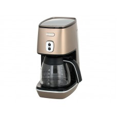 Кофеварка капельная DL ICMI211.BZ бронзовая