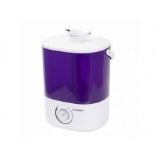 Ультразвуковой увлажнитель воздуха Endever Oasis-174, Мощность 20 Вт, производительность- 280 мл/час, объем резервуара 4 л ручка для переноски