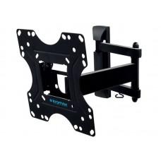 Кронштейн для LED/LCD телевизоров Kromax OPTIMA-214 black, 8 шт/уп.