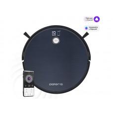 Робот-пылесос PVCR 3300 IQ Home Aqua (POLARIS) , Черный/Графит