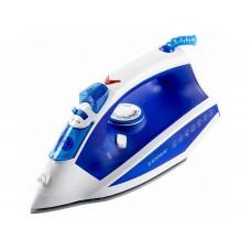 Утюг электрический Endever Delta 119, белый/синий,  10 шт/уп