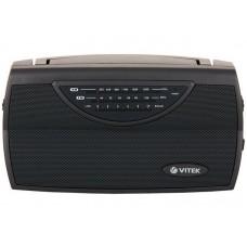 Радиоприемник Vitek VT-3591 (GY)