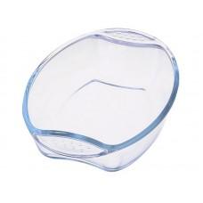 20666 Жаровня стекло3,9л( 40х27,5х7 см)LR (х6)