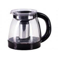 29953 Чайник заварочный черн1,8 л стекло MB (х24)