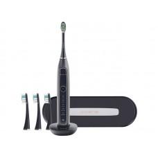 Электрическая зубная щетка PETB 0101 BL/TC (POLARIS) , Черный