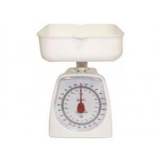 Весы кухонные механические ENERGY EN-406МК,  (0-5 кг) квадратные