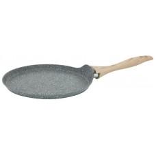 Сковорода блинная из кованого алюминия с антипригарным покрытием FORESTA, диам 25 см MALLONY