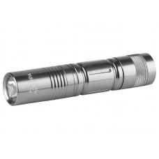 Фонарь SDB1 ЭРА ручн 1x0.5W LED 1хАА металл, алюм L=93мм D=19мм бл (24/144)