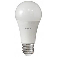 Лампа светодиодная IONICH общего назначения ILED-SMD2835-A60-14Вт-1100Лм-230В-2700К-E27(100)