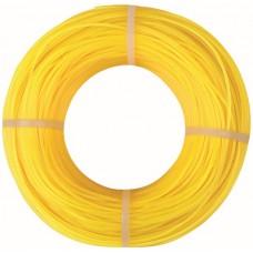 Леска строительная разметочная желтая 100 м (165шт/уп)