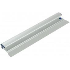 Шпатель-Правило Профи, нержавеющая сталь с алюминиевой ручкой  600 мм