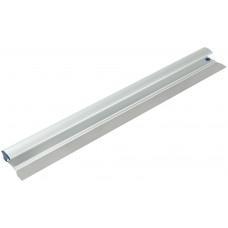 Шпатель-Правило Профи, нержавеющая сталь с алюминиевой ручкой 1000 мм