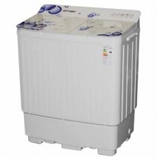 Стиральная машина OPTIMA МСП-60СТ Вариант I (Белое стекло, пузыри)(п/авт.,стекл. крыш.,стир./отж. 6,0кг/4,5кг,1350 об./мин.,насос)