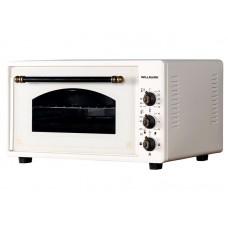 Духовка электрическая WILLMARK WOF-365BG (36л,таймер,противень 2шт.,решетка,бежевый,1300Вт)