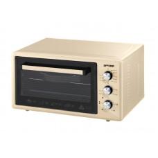 Духовка электрическая OPTIMA OFС-48B (48л,конвекция,таймер,лампа,противень 2шт.,решетка,1600Вт, беж)