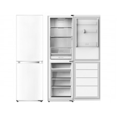 Холодильник WILLMARK RFN-384NFW (295л.,Total NoFrost, R600A,эл.управление, А+, нижн. мороз,белый)