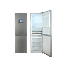 Холодильник WILLMARK RFN-384NFX (295л.,Total NoFrost, R600A,эл.упр., А+, нижн. мороз, нерж.сталь)