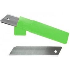 Лезвия для ножа технического, сегментированные. сменные. 10 шт, 125*25*0,7мм Дед Банзай (10/120шт)