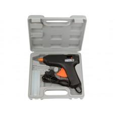 Пистолет клеевой D=11мм, 70 Вт в чемоданчике (24шт/уп)