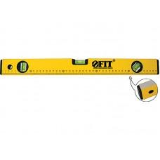Уровень Стайл 600мм 3 глазка,усиленный,фрезерованная грань (30шт/уп)