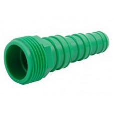 Адаптер универсальный 1/2 -5/8 -3/4  нр 3/4  Дед Банзай, материал: высокопрочный ABS пластик диаметр штуцера 16мм, упаковка: подвесная карта