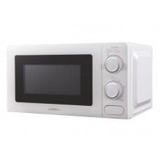 Микроволновая печь LIGRELL LMO-7022PW (20л, 700Вт, механич. упр, кнопка д/открыв. дверцы,белая)