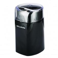Кофемолка WILLMARK WCG-215 (180Вт, 60г., ротационный нож, цвета) Чёрный