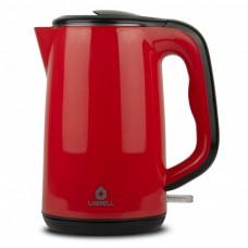 Чайник LIGRELL LEK-2022PS красный (2.0л, бесшовный, дв. стенки, эффект термоса, 2000Вт)