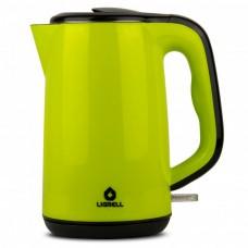 Чайник LIGRELL LEK-2022PS зеленый (2.0л, бесшовный, дв. стенки, эффект термоса, 2000Вт)