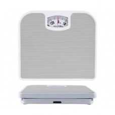 Весы напольные WILLMARK WBS-8006MG Серый (механические, макс. вес 130кг, пласт.корпус, погрешность 1кг.) Серый