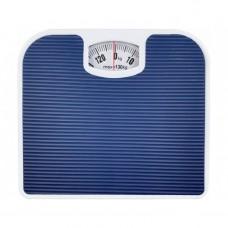 Весы напольные LIGRELL LMS 5580-BU Голубой (механические, макс. вес 130кг, пласт.корпус, погрешность 1кг.) Голубой