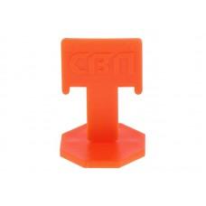 СВП Пакет  Зажим  оранжевый (50шт) (40шт/уп)
