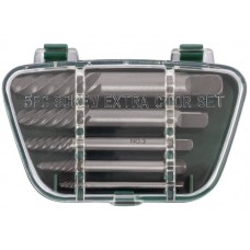 Экстрактор для шурупов, набор 5 шт., усиленный (10/60шт/уп)