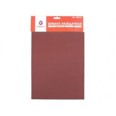 Бумага наждачная LIGRELL 230x280 мм P240, на тканевой основе (10шт.) (50)