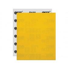 Бумага нажд. бум.фин.основа 230х280мм Р100 10шт алюм-окс. Профи (20/80шт/уп)